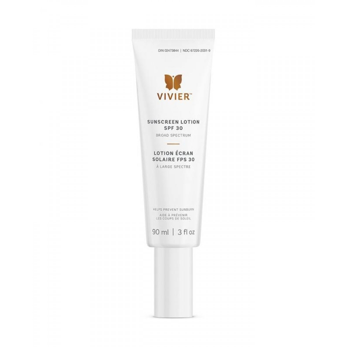 Vivier Sunscreen Lotion SPF30